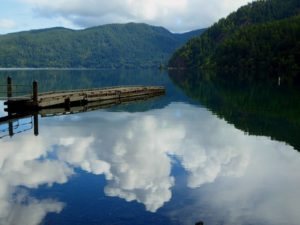 Image of Lake Crescent